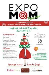 Expo Mom Bazaar!