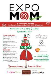 Expo Mom Bazaar!